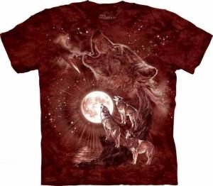Wolf Moon Concert Shirt