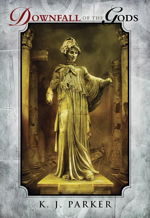Downfall of the Gods Book Cover