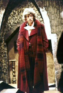 tom baker, doctor who costume, season 18