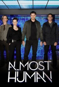 almost human, 2013 tv show