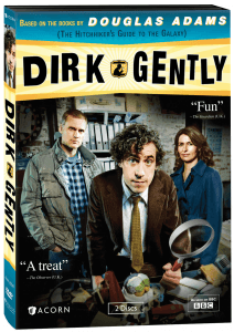 dirk gently, 2010 bbc series, best sifi tv