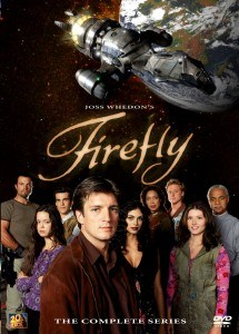 firefly 2002, best scifi tv shows