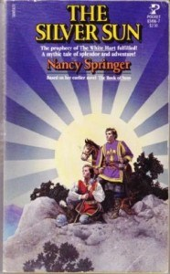 the book of isle book 2, the silver sun, nancy springer