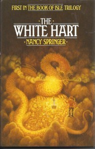 the white hart, nancy springer