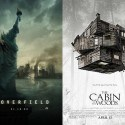 cloverfield and the cabin in the woods