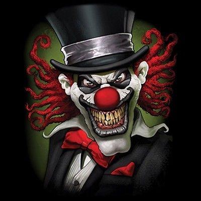 scary clown shirt, nightmare shirts