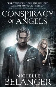 conspiracy of angels, michelle belanger, shadowside
