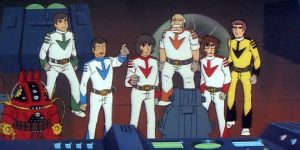 starship-yamato, early anime