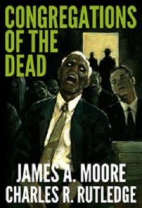 griffin and price series, congregations of the dead, james a moore