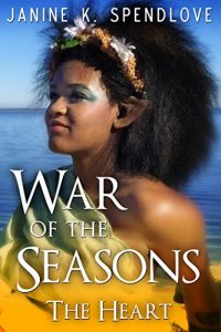 war of the seasons book 4, the heart, janine