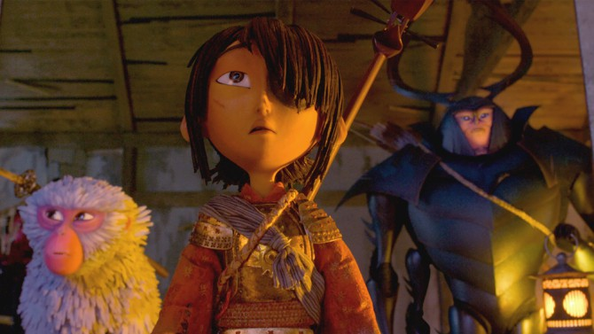 kubo and the two strings, american anime, laika and focus features