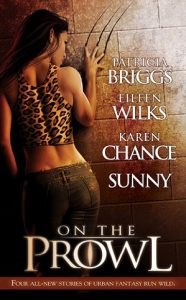 on the prowl, alpha and omega book 1, patricia briggs