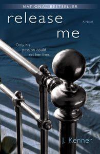 stark series book 1, release me, julie kenner