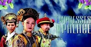 shows like game of thrones, empresses in the palace, zhen huan zhuan series, li sun