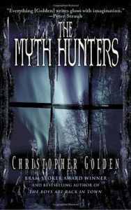 the myth hunters series book 1, the veil, christopher golden