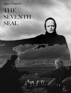 shows like game of thrones, the seventh seal, 1957 film, max von sydow