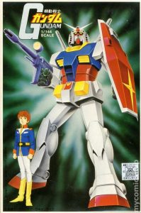 mobile suit gundam, 90s anime