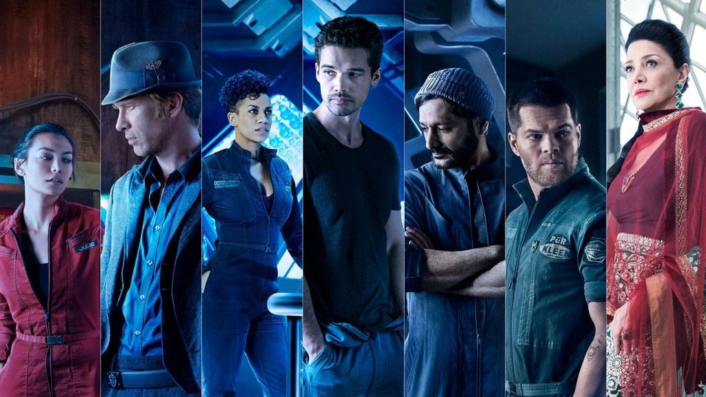 the expanse characters