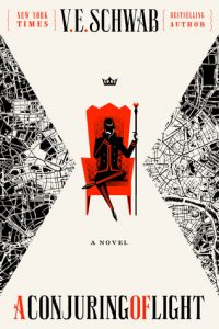 a conjuring of light, v.e. schwab