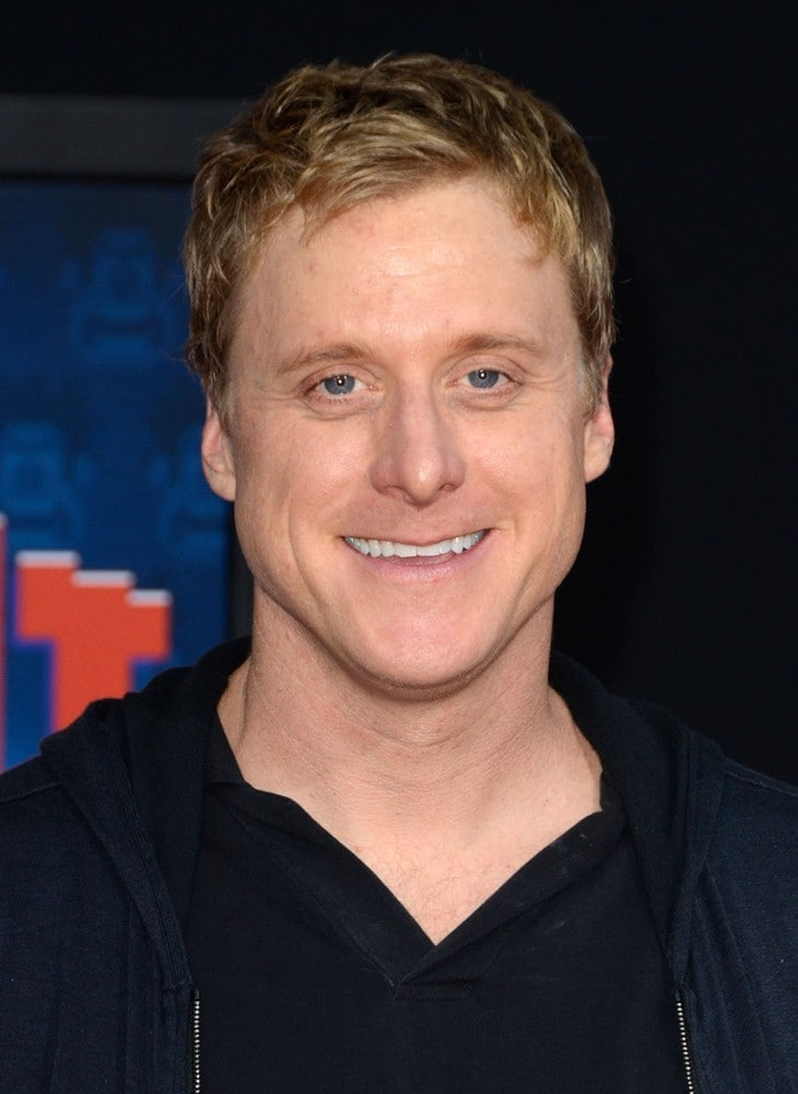Alan Tudyk POWERLESS and ROGUE ONE interview