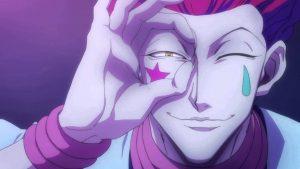 hunter x hunter, japanese anime, hisoka, best anime