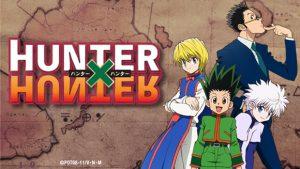 japanese anime, hunter x hunter, original, best anime