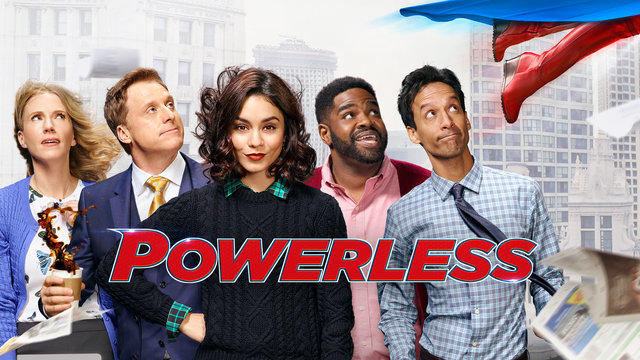 powerless, dc comics, alan tudyk, nbc comedy
