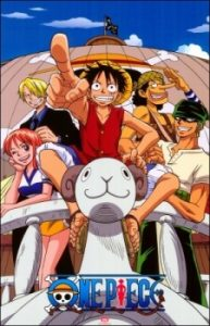 the straw hat gang, one piece anime, best anime