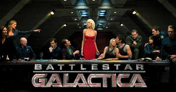 battlestar galactica ending