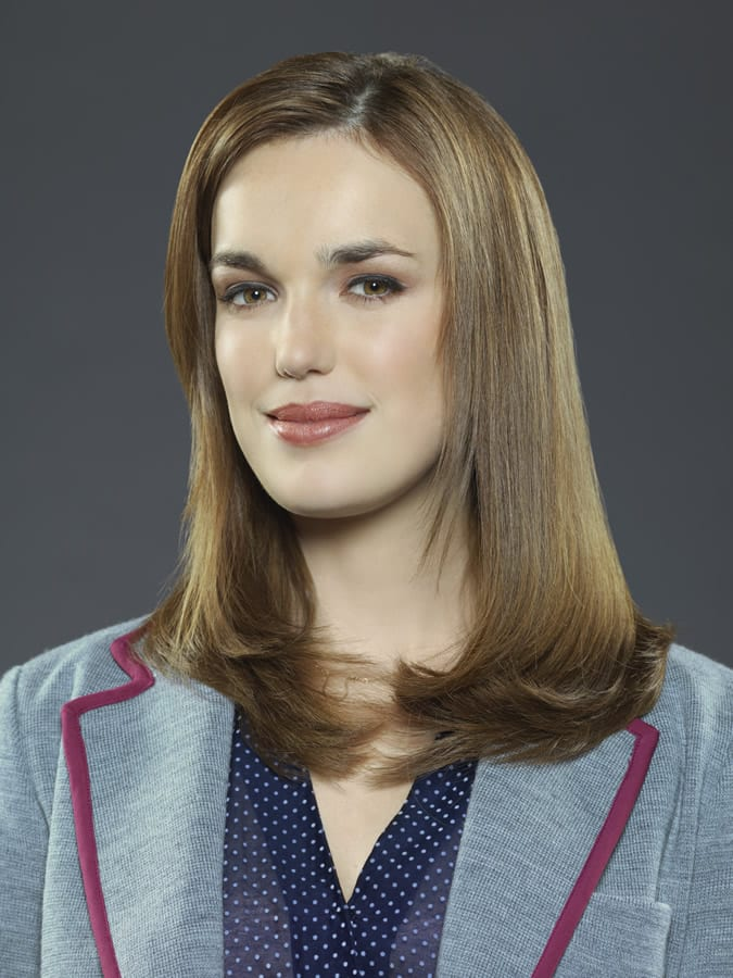 "ELIZABETH HENSTRIDGE ON ""MARVEL'S AGENTS OF S.H.I.E.L.D."""