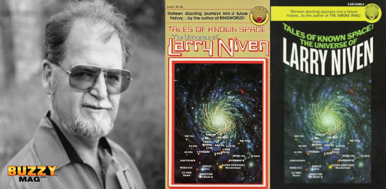 larry niven, tales of known space series, scifi universe