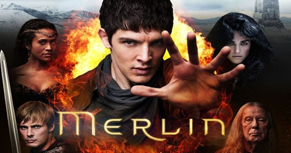 merlin tv show, bbc scifi