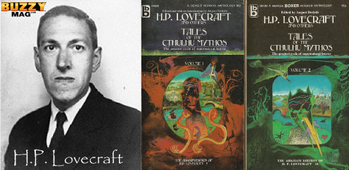 scifi universe, hp lovecraft, tales of the cthulhu mythos