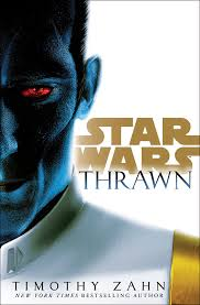 star wars books, star wars thrawn review, timothy zahn