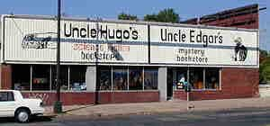 uncle hugos science fiction book store, minneapolis science fiction book stores