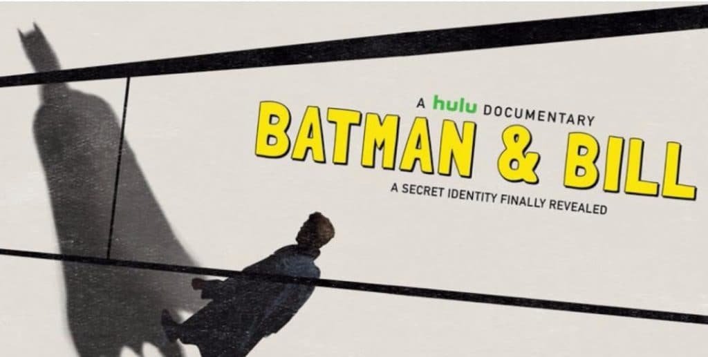 bill finger documentary, batman and bill documentary, hulu batman documentary