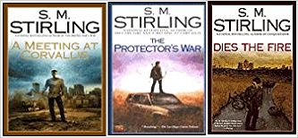 emberverse series gift set, s.m. stirling