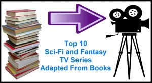 Science Fiction Books To Movies