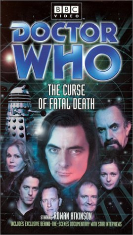 doctor who the curse of the fatal death, 1999 doctor who movie, doctor who tv movies