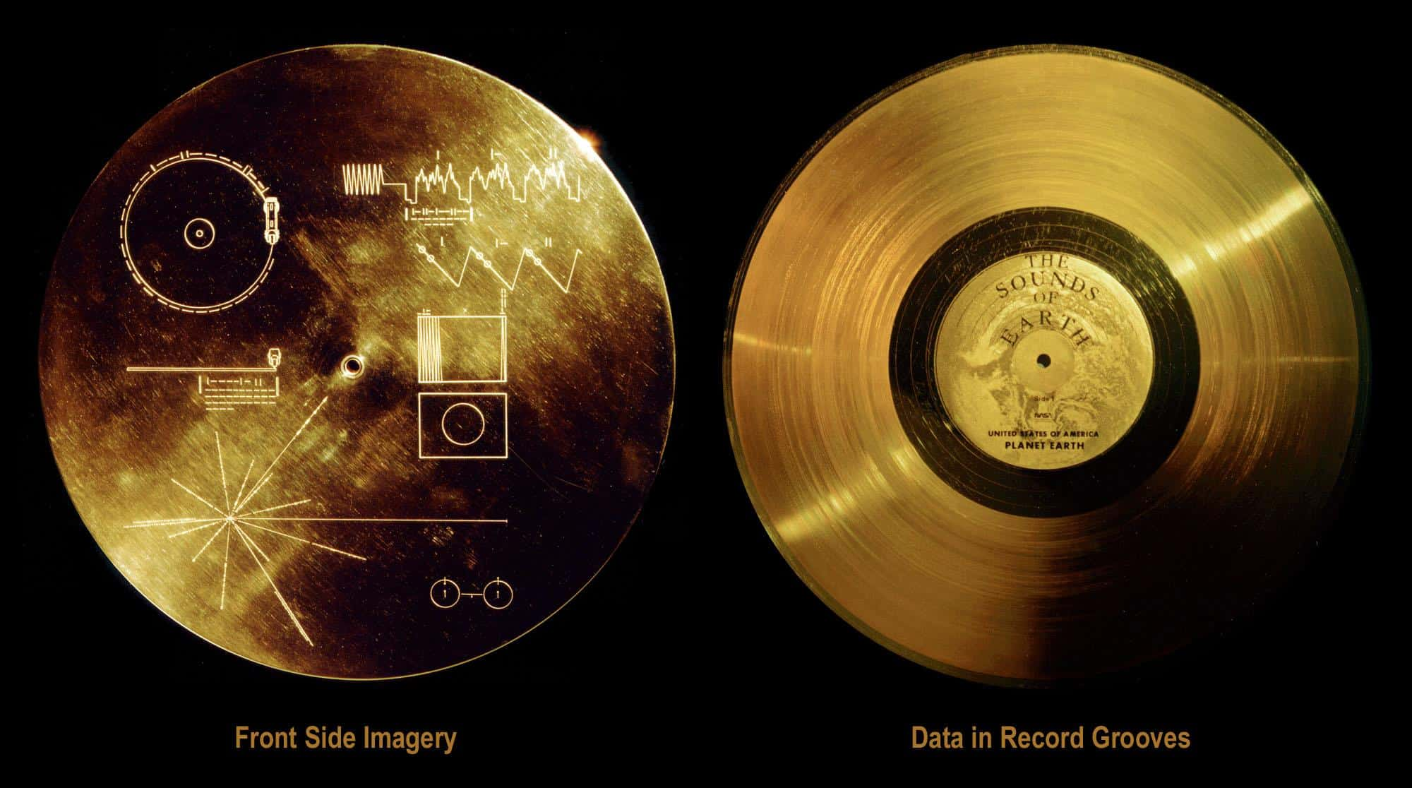 "Jon Lomberg ""The Farthest"" –  Exclusive Interview Golden Record – Spacecraft Voyager"