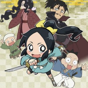 Ninja Girl Samuri Master Anime