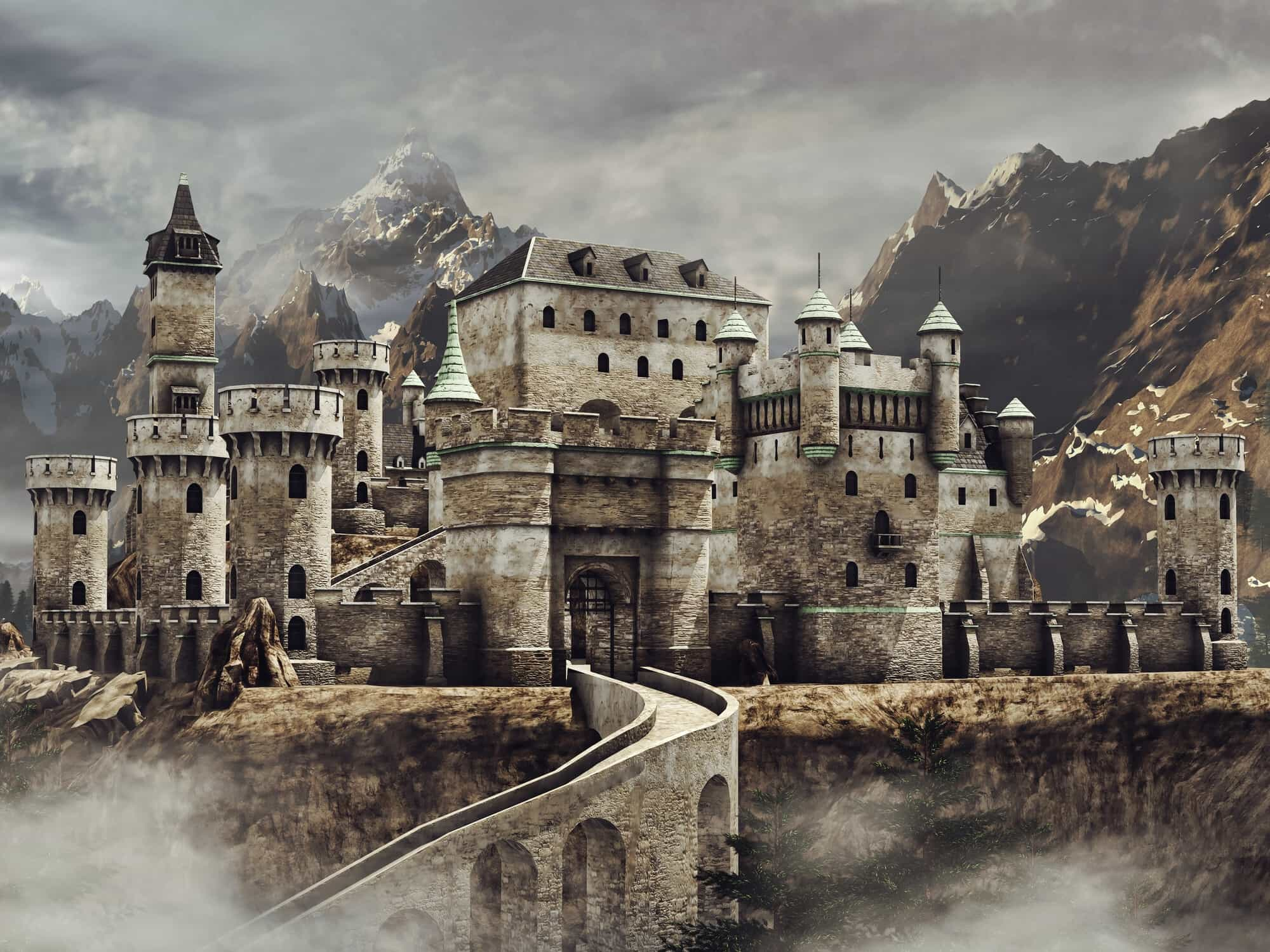 Top 10 Castle Terms to Know