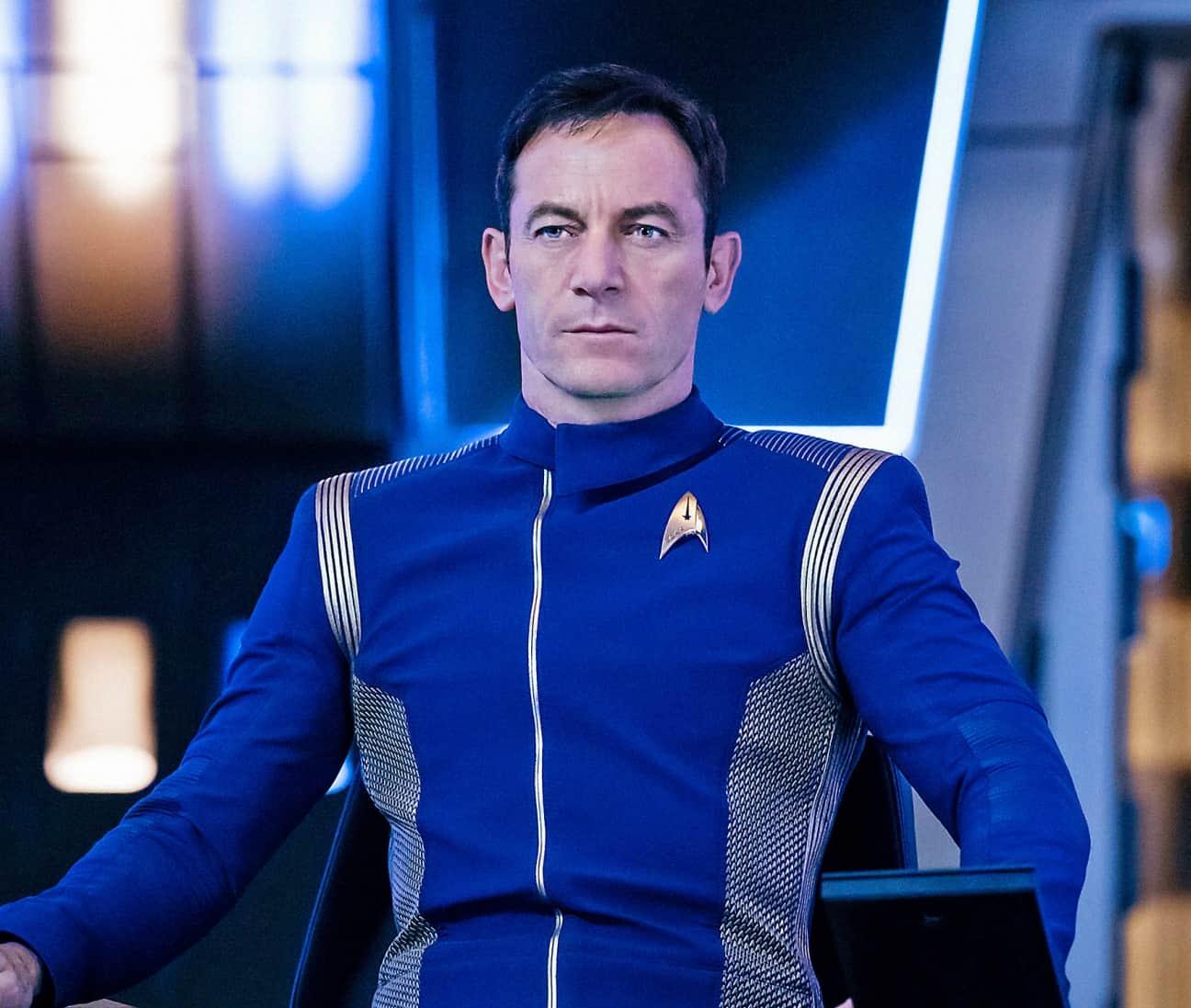 Jason Isaacs Interview  - Star Trek Disovery
