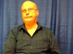 Robert J. Sawyer Video Interview