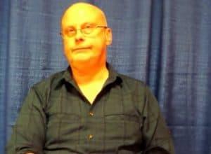 Robert J. Sawyer Video Interview