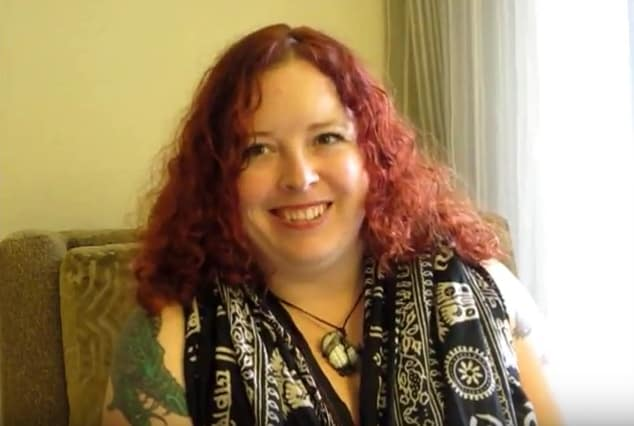 Jaym Gates Interview - Science Fiction Fantasy Writer and Editor