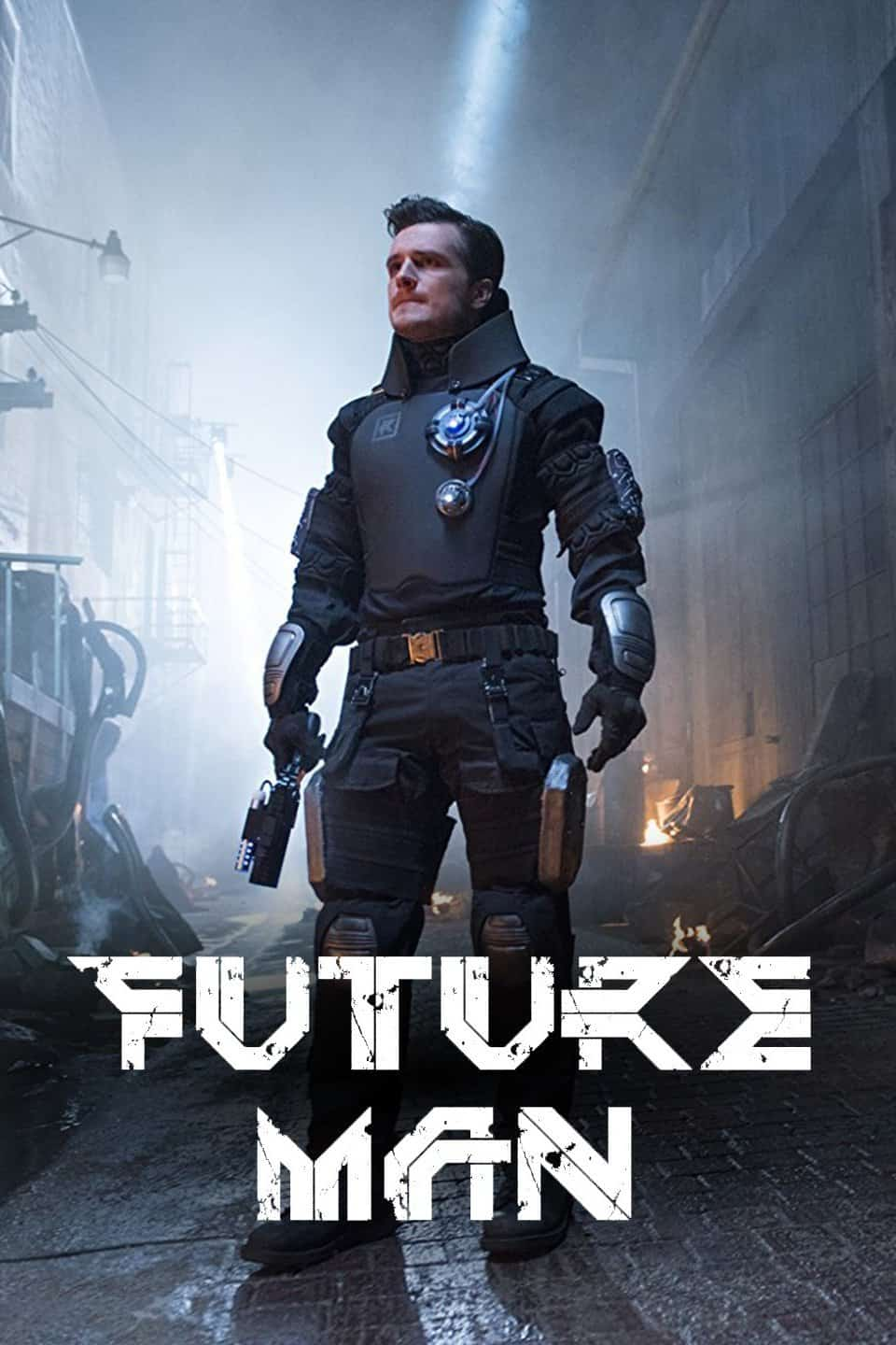 Future Man Creators - Kyle Hunter & Ariel Shaffir - Exclusive Interview!