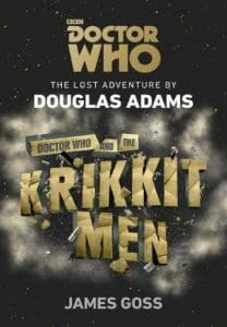 doctor-who- Krikkitmen douglas-adams
