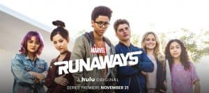Marvel Runaways Interview
