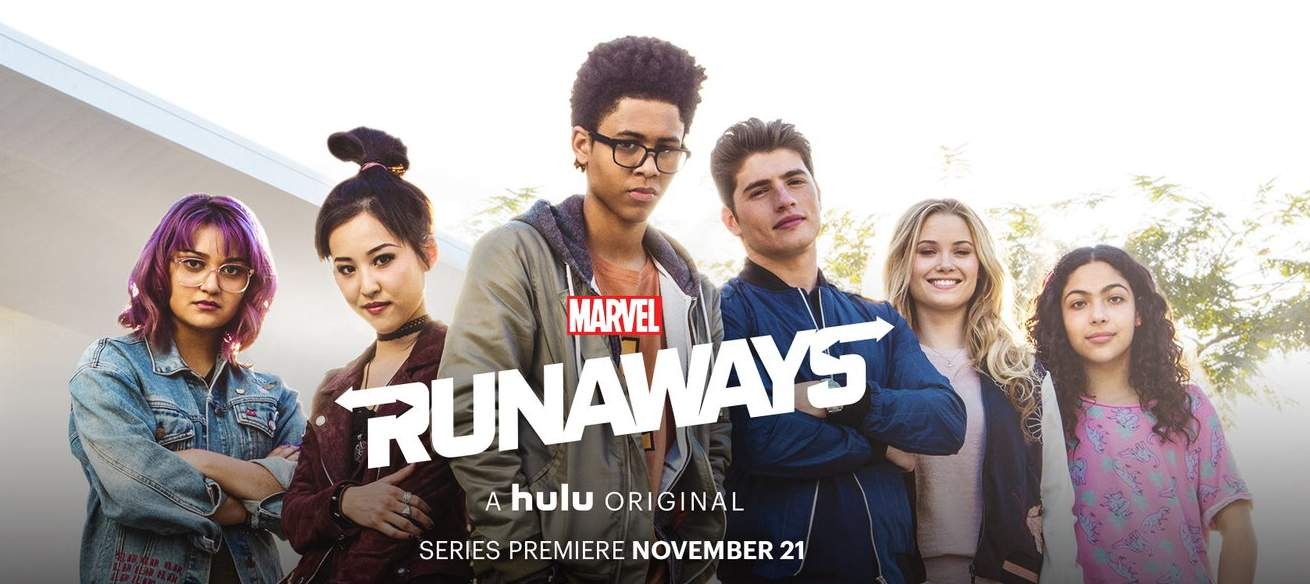 Marvel's Runaways – Josh Schwartz & Stephanie Savage Executive Producers – Interview